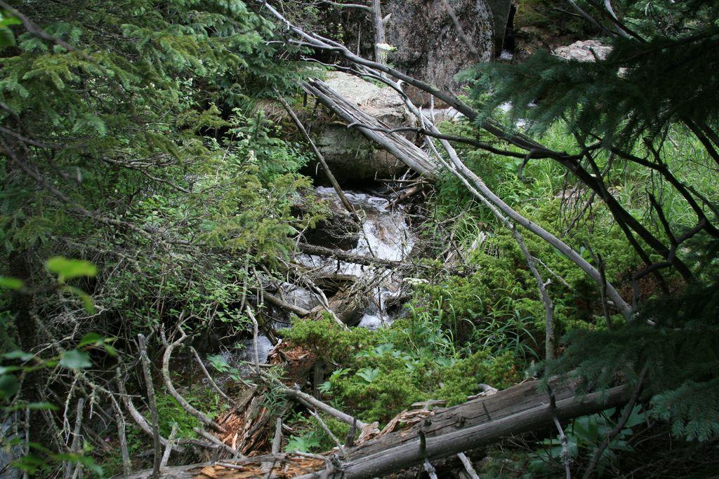 Pikes Peak Parking >> Manitou Reservoir / French Creek Loop
